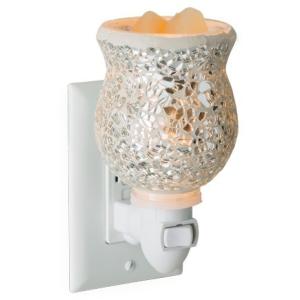 Reflection Glass Pluggable Fragrance Warmer