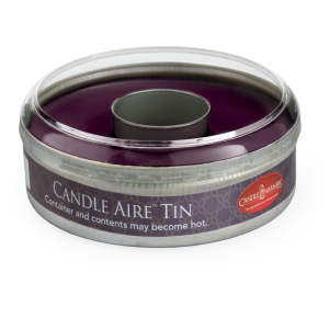 Blackberry Cobbler Candle Aire Tin