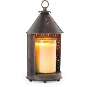 Primitive Tin Sunshine Lantern
