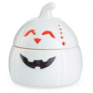White Pumpkin Candle Aire