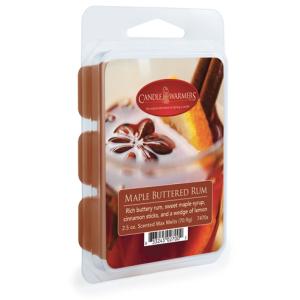 Maple Buttered Rum 2.5 oz Wax Melts