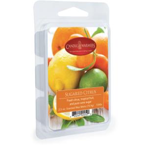 Sugared Citrus 2.5 oz Wax Melts
