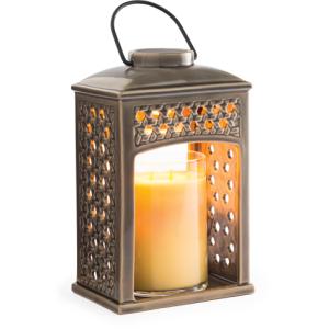 Weave Ceramic Lantern