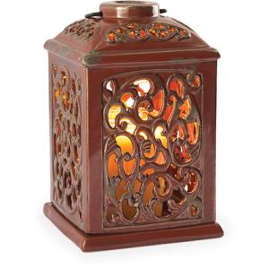 Hathaway Ceramic Lantern