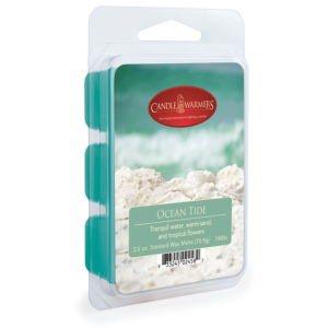 Ocean Tide 2.5 oz Wax Melts