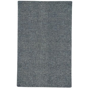 Breccan Ink Hand Tufted Rug - 5' x 8'