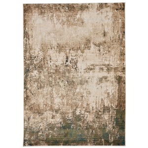 Landis-Abstract Stone Multi Rug - 5' x 8'