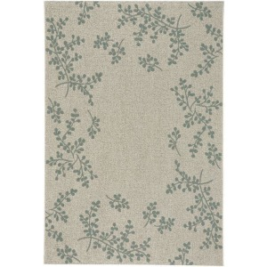 """Finesse Winterberry Spa Rug - 7'10"""" x 11'"""