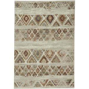 Beckett-Mosaic Sand Machine Woven Rug