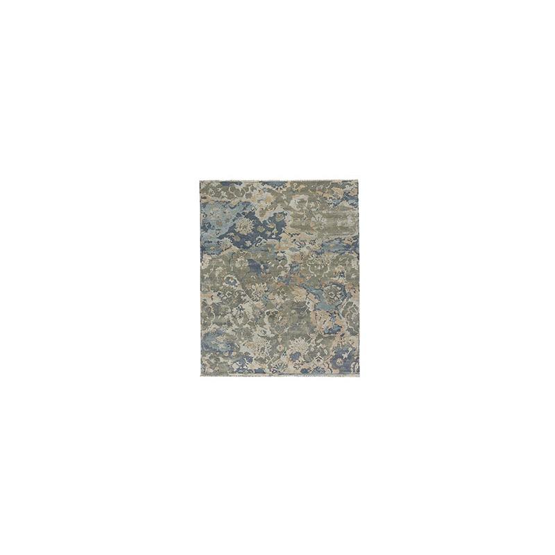 Astbury Blue Multi Rectangle