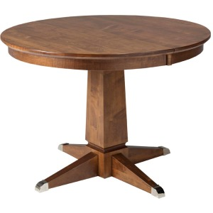 Danish Single Pedestal Table