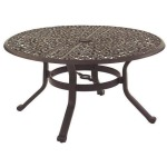 Sienna 42'' Round Coffee Table