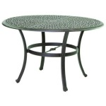 Sienna 48'' Round Dining Table