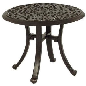 Sienna 24'' Elliptical Occasional Table