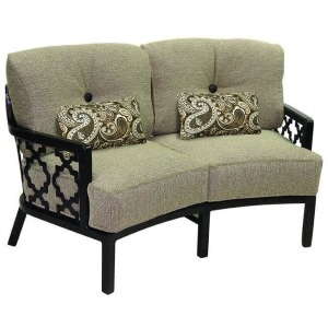 Crescent Loveseat