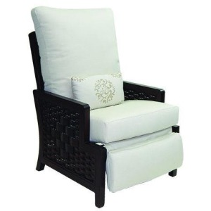 3 Position Cushioned Recliner Chair