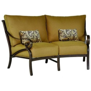 Cushion Crescent Loveseat