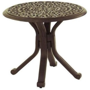 Sienna 24'' Round Occasional Table