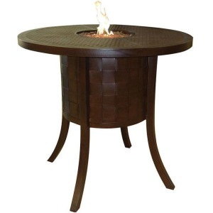 49\'\' Round Bar Table