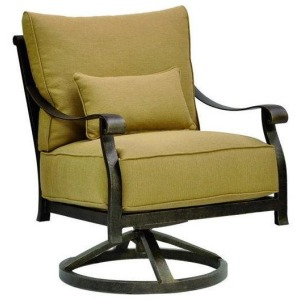 Cushion Lounge Swivel Rocker