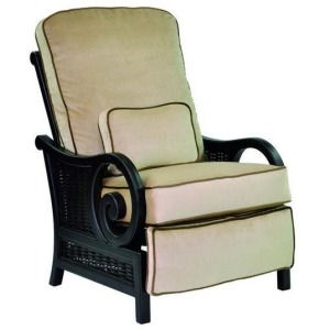 3 Position Cushion Recliner Chair