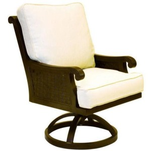 Cushion Swivel Rocker