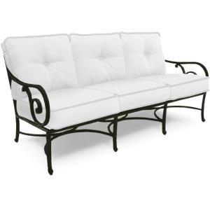 Cushioned Sofa