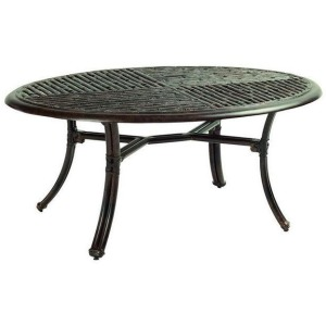 Tables 32'' x 48'' Large Elliptical Coffee Table