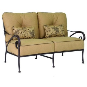 Cushion Loveseat