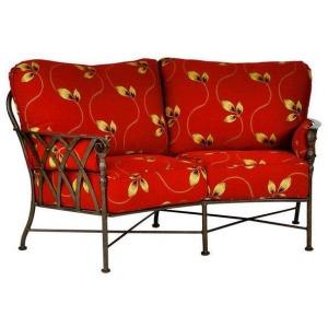 Cushion Crescent Loveseat
