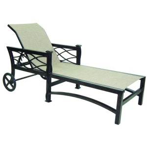 Adjustable Sling Chaise Lounge