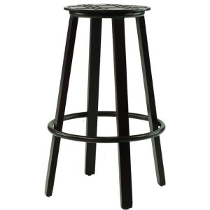 Bar Height Cast Stool