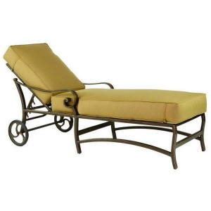 Cushion Chaise Lounge