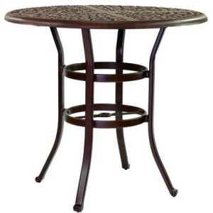 Sienna 42\'\' Round Bar Table