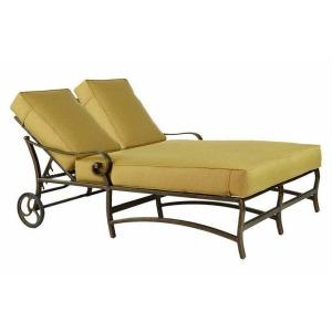 Cushion Double Chaise Lounge