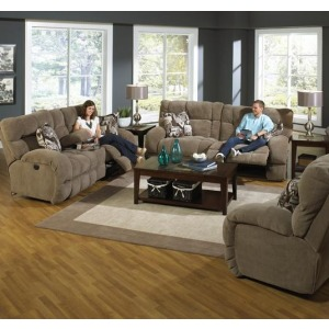 "Power ""Lay Flat\"" Recl Sofa"