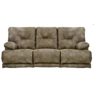 "Voyager ""Lay Flat"" Reclining Sofa w/3x DDT"