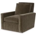 Thomas O'Brien - Upholstery Marshall Swivel Club Chair