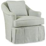 Century Home Elegance Lauri Swivel Chair