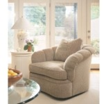 Century Signature Topaz Swivel Chair
