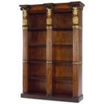 Archive Home and Monarch Double Library Bookcase