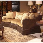 Century Leather Highlander Sectional
