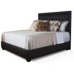 Century Signature King Bed Base Upholstered