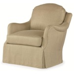 Century Signature Oleander Swivel Caster Chair
