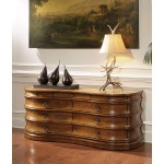 Century Office Seven Drawer Office Credenza