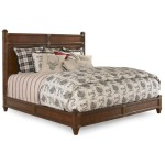 Bob Timberlake Home for Century High Rock Bed - Queen Size Queen