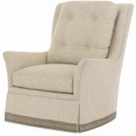 Century Home Elegance Aster Swivel Chair