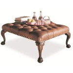 Century Signature Fairview Ottoman