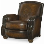Century Leather Baxter Chair