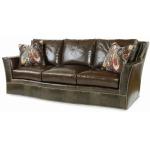 Century Leather Berkley Sofa